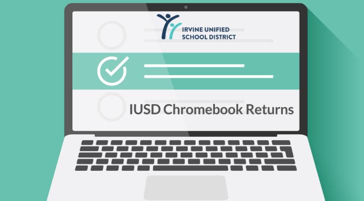 IUSD Chromebook Returns