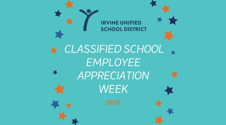 IUSD Classified Employee Week