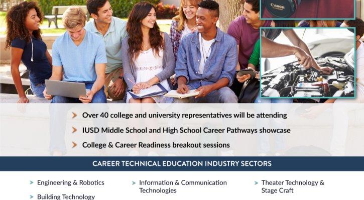 IUSD's Annual College & Career Fair