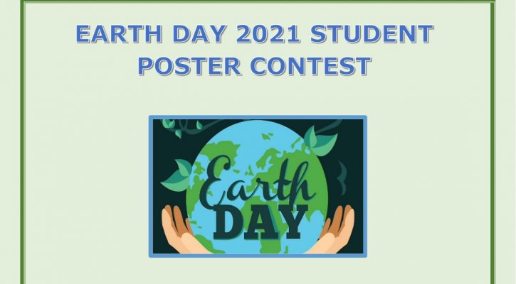 Earth Day Poster Contest Flier