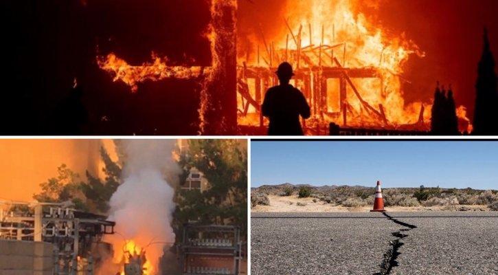 California Disasters