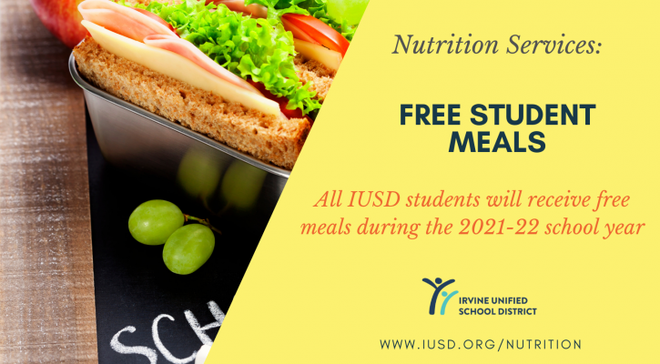 IUSD Free Student Meals