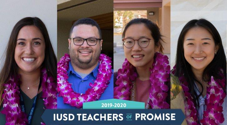 Teacher of Promise 2019-2020