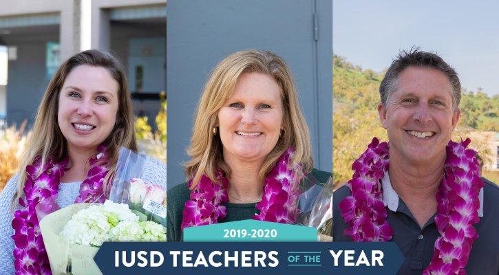 2019-2020 Teachers of the Year