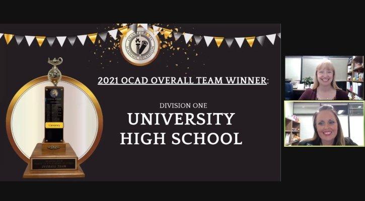 OCAD Award to Uni