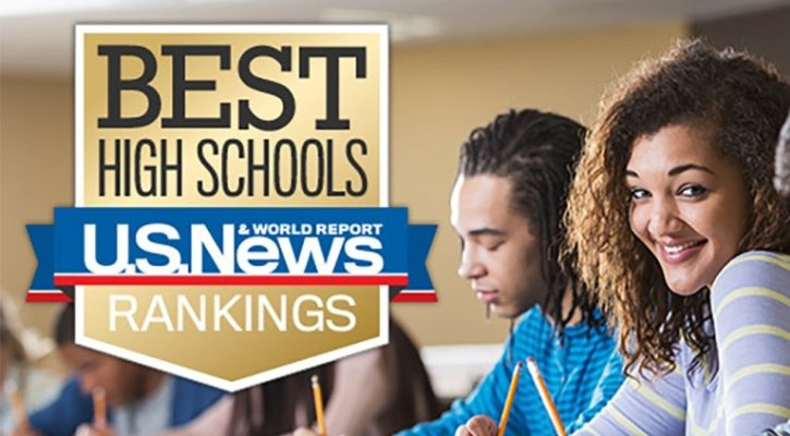 IUSD High Schools Rank Among the Best: U.S. News Report