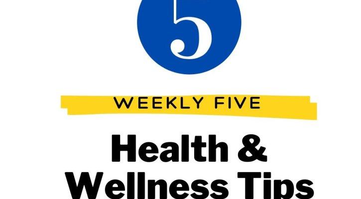 IUSD Weekly Five