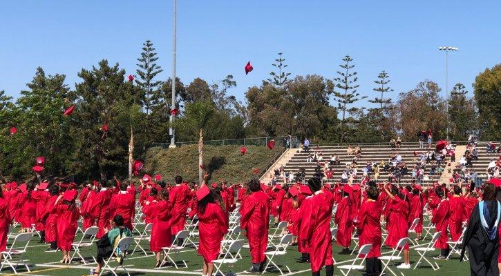 Woodbridge High School Commencement 2021