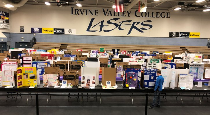 Astounding Inventions Competition at IVC