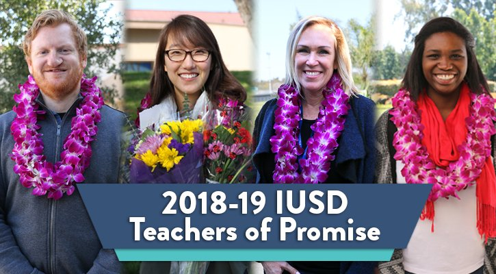 2018-19 Teachers of Promise