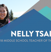 middle school teacher of the year