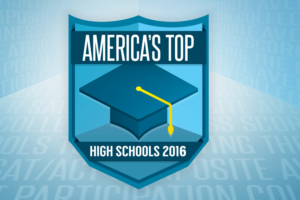 Newsweek Top Schools Ranking 2016