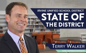 Terry State of IUSD